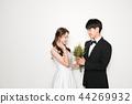 인물,연인,커플,웨딩촬영 44269932