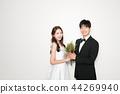 인물,연인,커플,웨딩촬영 44269940