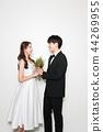 인물,사람,커플,연인,결혼 44269955