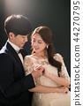 연인,커플,웨딩촬영 44270795