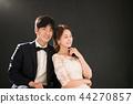 커플사진,연인사진,웨딩사진,남여사진,남녀사진 44270857