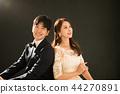 연인,커플,남여,웨딩촬영 44270891
