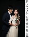 드레스사진,턱시도사진,커플,연인,부부,웨딩 44271076