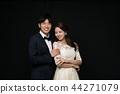 드레스사진,턱시도사진,커플,연인,부부,웨딩 44271079