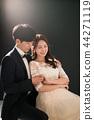 남녀,커플,사랑,데이트,웨딩,리허설촬영 44271119
