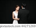 커플,연인,부부,웨딩,리허설,세미웨딩 44271269
