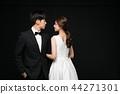 커플,웨딩,결혼,턱시도,드레스 44271301
