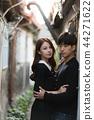 데이트,연인,여행,웨딩,부부,커플 44271622