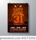 halloween,flyer,holiday 44273202