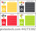 Glass Metal Organic and E-waste Colorful Poster 44273382
