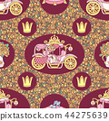 pattern princess background 44275639