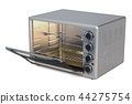 Opened Convection Toaster Oven 44275754