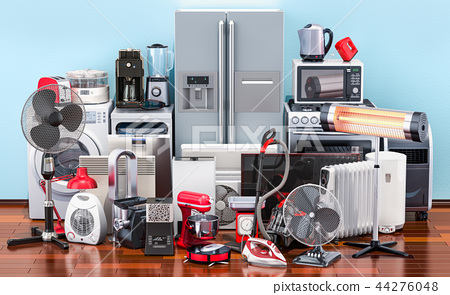 Kitchen and household appliances 44276048