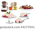 聖誕蛋糕 瑞士卷 果凍卷 44277041