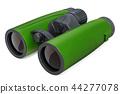 Modern Binoculars, 3D rendering 44277078
