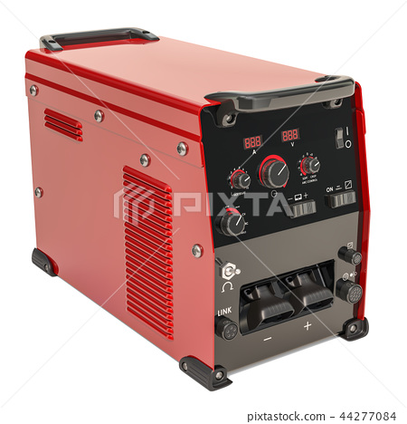 Multi-process welder, 3D rendering 44277084