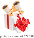 Opera glasses, theater binoculars inside gift box 44277098
