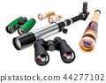 Optical devices. Opera glasses, binoculars 44277102