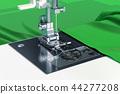 缝纫机 背景 针 44277208