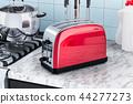 烤面包片机 厨房 桌子 44277273
