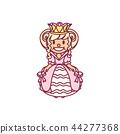 公主 王妃 孩子 44277368