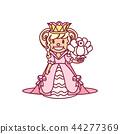 公主 王妃 孩子 44277369