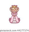 公主 王妃 孩子 44277374