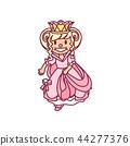 公主 王妃 孩子 44277376