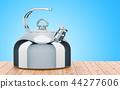 kettle metallic metal 44277606