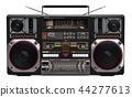 boombox, 3d, 3D 44277613
