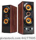Computer Speakers, 3D rendering 44277695