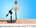 studio microphone mic 44277706