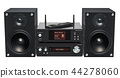 Home Stereo System. Network audio player 44278060