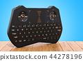 Mini Wireless Bluetooth Keyboard 44278196