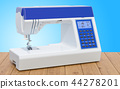 Modern electronic sewing machine 44278201