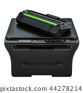Multifunction printer with toner cartridge 44278214