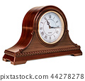 Retro chimes mantle clock, shelf clock 44278278