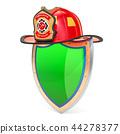 消防員 頭盔 保護 44278377