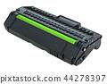 Toner cartridge, 3D rendering 44278397