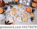 万圣节 糖霜 做饼干 做杯子蛋糕 ハロウィンのデザート halloween dessert 44279978