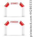 arch, start, entrance 44280333