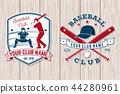 棒球 矢量 矢量图 44280961
