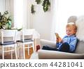 christmas, home, boy 44281041