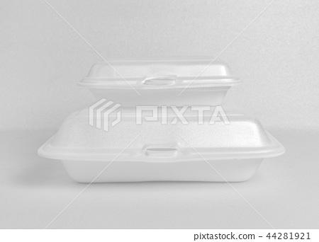 White foam food box 44281921