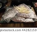 新鮮鱸魚 44282159