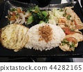 莎莎醬烤雞肉套餐 44282165