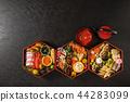 新年菜一般日本新年菜(osechi) 44283099
