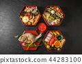 新年菜一般日本新年菜(osechi) 44283100