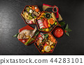New Year dishes General Japanese New Year dishes (osechi) 44283101