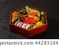 新年菜一般日本新年菜(osechi) 44283104